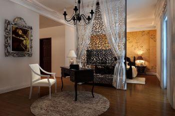 金宏豪庭四居室现代简约风格效果图