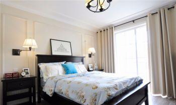 三室装修美式风格混搭设计效果图