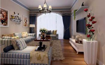异域风情的地中海风格大户型家居效果图