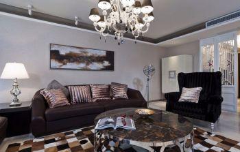 四居室现代古典风装修效果图