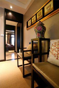 100平两室东南亚风格装修效果图