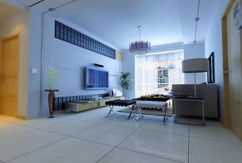 2020現代簡約90平米效果圖 2020現代簡約二居室裝修設計