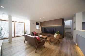 十二橡树庄园现代韩式别墅装修图片