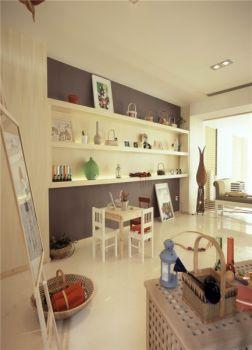 碧水华庭现代混搭简约三居室装修图片