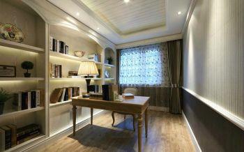 瑞海景园美式混搭风格三居室装修图片