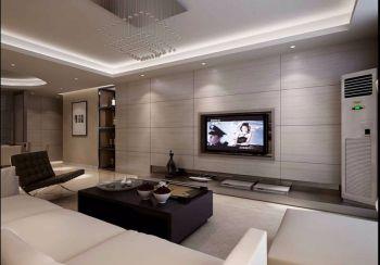 碧水里现代简约风格二居室装修图片