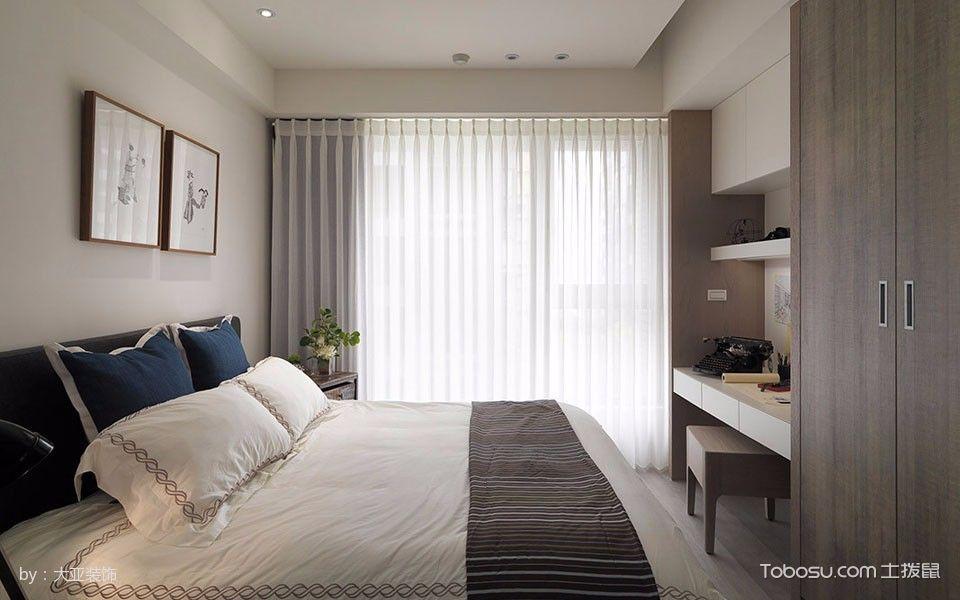 2018后现代卧室装修设计图片 2018后现代设计图片图片