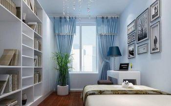 现代简约式二居室装修效果图
