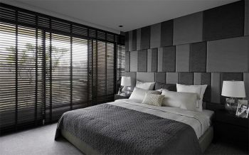 金山苑现代风格三室一厅装修图片