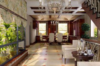 简欧风格别墅设计图大全
