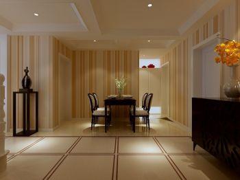 餐厅现代欧式风格装饰设计图片