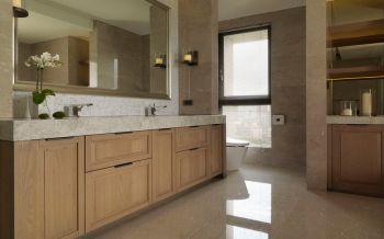 卫生间走廊简约风格装潢效果图