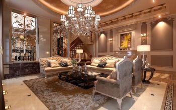 豪华欧式大复式别墅装修效果