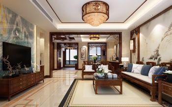 中式风格古典之家装修效果图