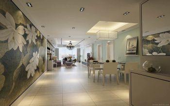 现代风格两房案例设计图片