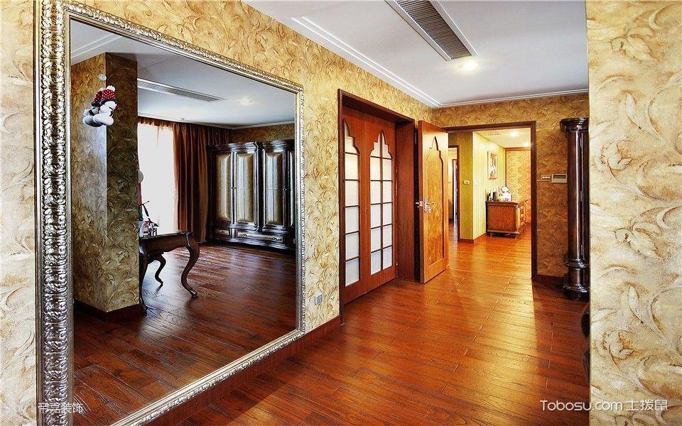 卧室走廊混搭风格装修图片