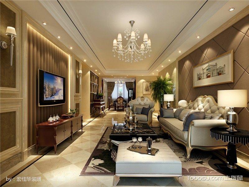 现代风格绿地白金汉宫