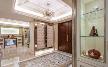 欧式新古典豪华装修效果案例