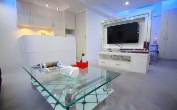 现代极简小公寓案例图片