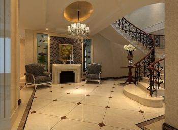 星河国际现代欧式典雅风格别墅设计图片