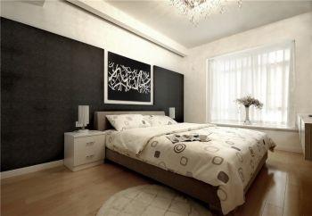 三居室户型现代简约风格装修图片