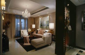 天桥公寓新古典现代式装修图片