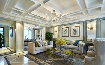 法式风格别墅设计效果图片