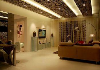 浩达公寓现代简约风格装修图片