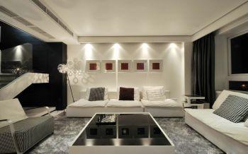 复式家居现代简约风格设计图片