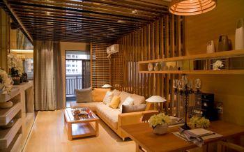 二居室木质简单装修图片