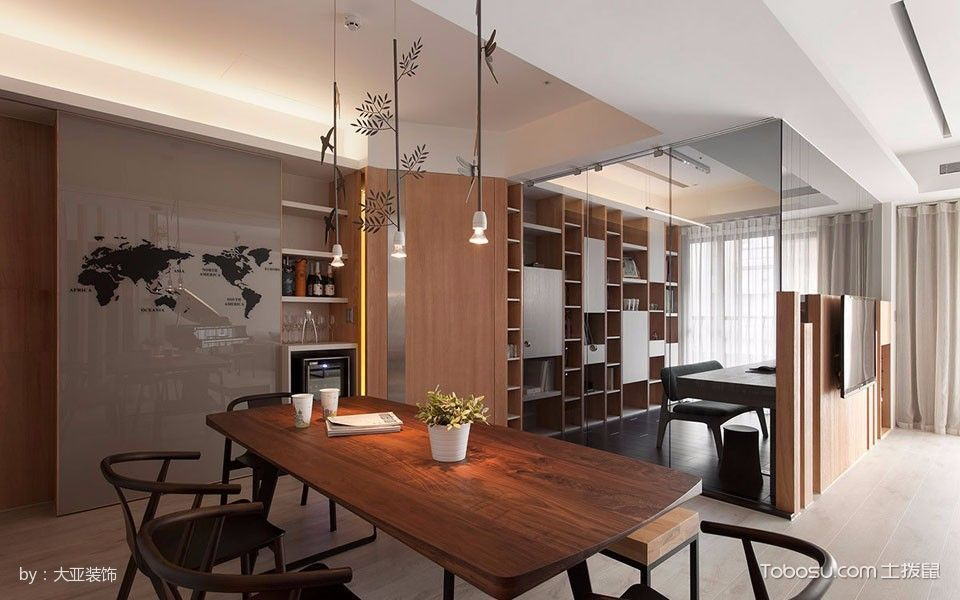 2020简单90平米装饰设计 2020简单套房设计图片