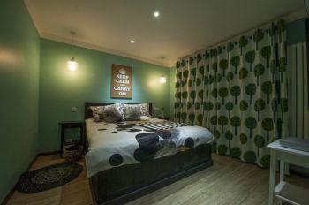 简单宜家风格两居室装修效果图