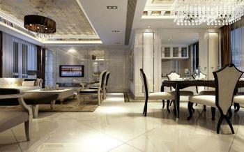 餐厅走廊欧式风格装修图片
