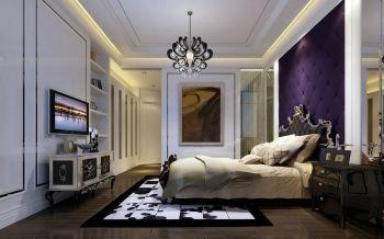 卧室欧式风格装饰图片
