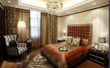 卧室欧式风格装修图片