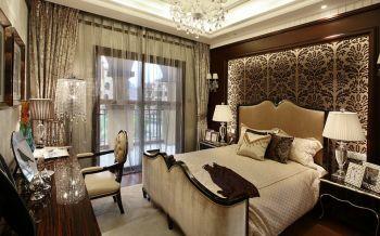 卧室欧式风格装潢图片