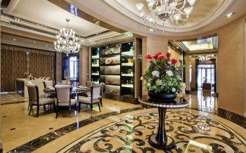 走廊现代欧式风格装潢设计图片