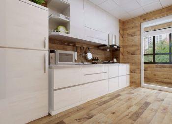2019现代简约厨房装修图 2019现代简约设计图片