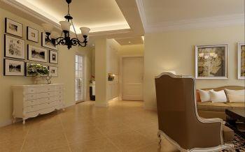 走廊现代简约风格装饰效果图