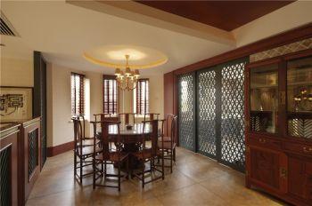 厨房吊顶中式古典风格装修图片