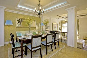 混搭风格跃层家居装修设计图