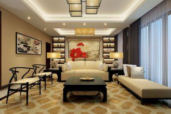 中式典雅式风格设计效果图