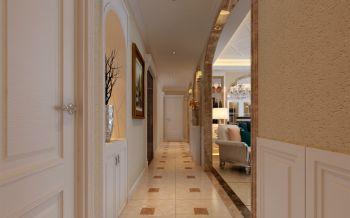 走廊现代欧式风格装修设计图片