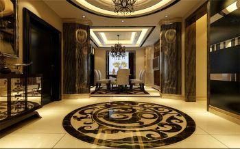 餐厅门厅现代欧式风格效果图