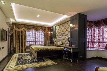 卧室欧式风格装潢效果图