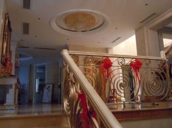 楼梯现代欧式风格装修设计图片