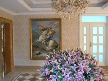 背景墙现代欧式风格装修效果图