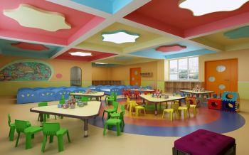 翰林院幼儿园室内装修效果图