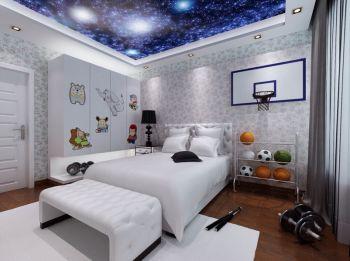 2020现代110平米装修图片 2020现代套房设计图片