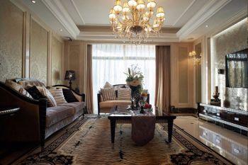 水晶城古典风格舒适装修图片